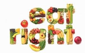 healty eating