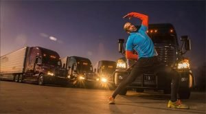 Truckers Stay Fit and Healthy on the Road